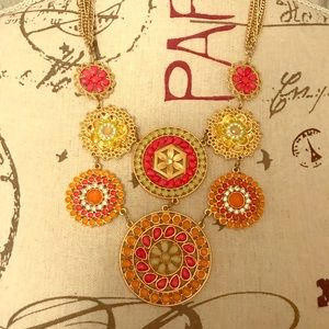 Multicolor necklace 🦋